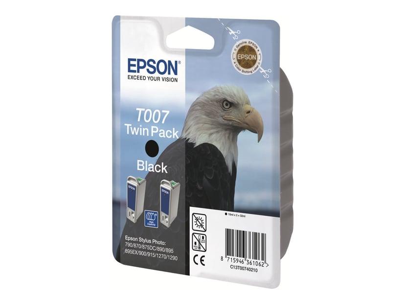 Epson Muste Musta T007 - STYLUS Kuva 1270