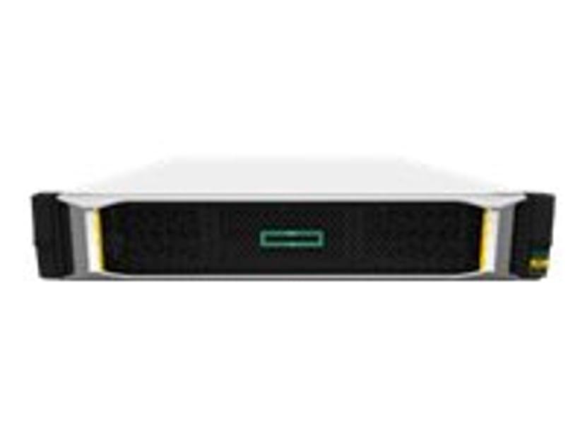 HPE MSA 1050 10GB iSCSI SFF Dual Controllers