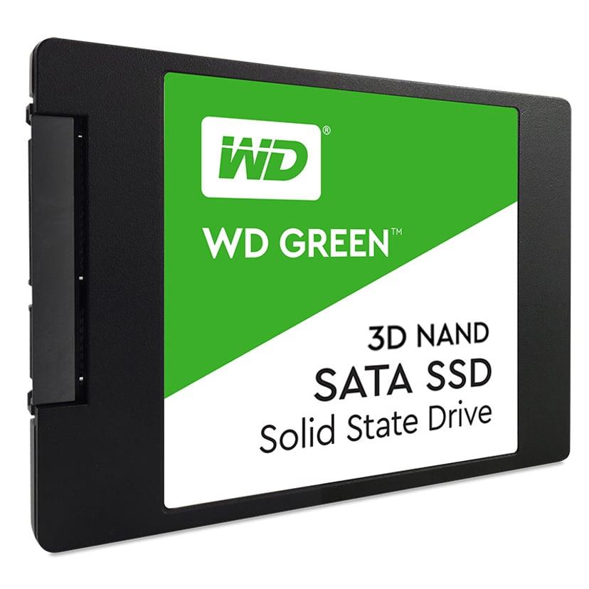 "WD Green SSD WDS120G2G0A 120GB 2.5"" Serial ATA-600"