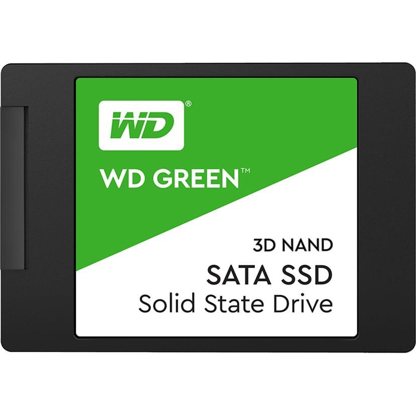 """WD Green 3D Nand 120GB 2.5"""" Serial ATA-600"""