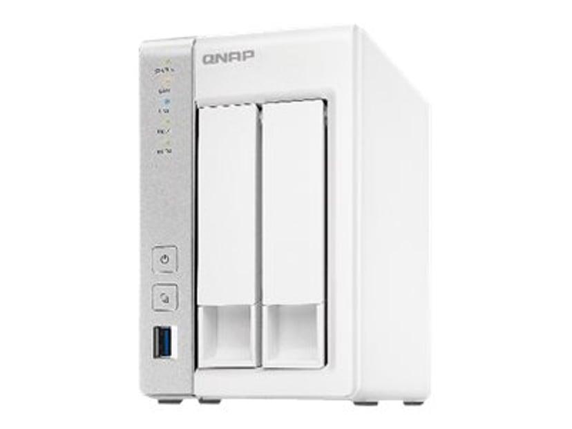 QNAP TS-231P2 4GB 0TB NAS-server