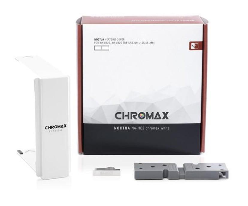 Noctua Na-Hc2 Chromax Heatsink Cover White