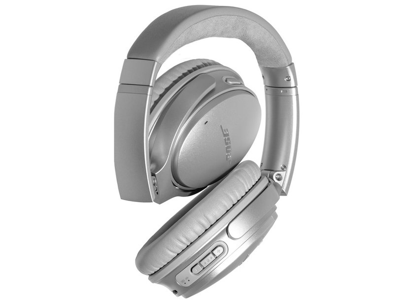 Bose Quietcomfort 35 II Silver