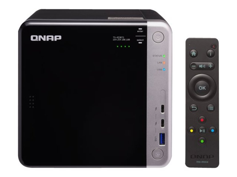 QNAP TS-453BT3 0TB NAS-server