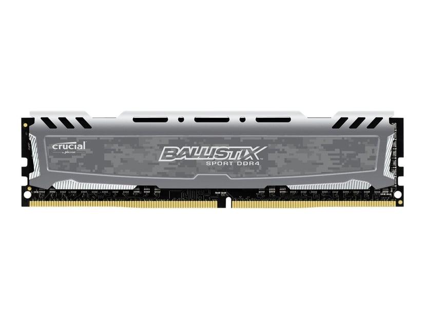 Crucial Ballistix Sport LT 16GB 2,400MHz DDR4 SDRAM DIMM 288-pin