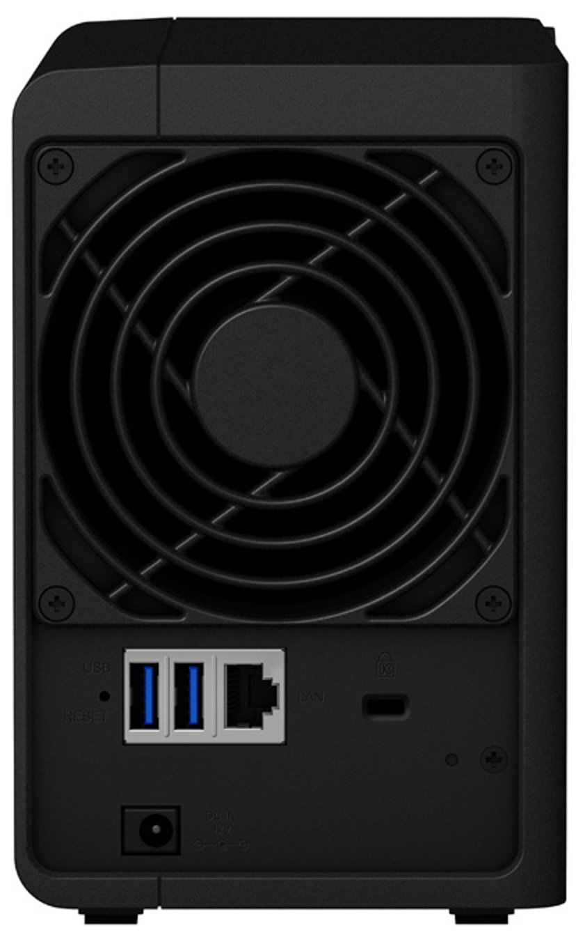 Synology DS218 0TB NAS-server