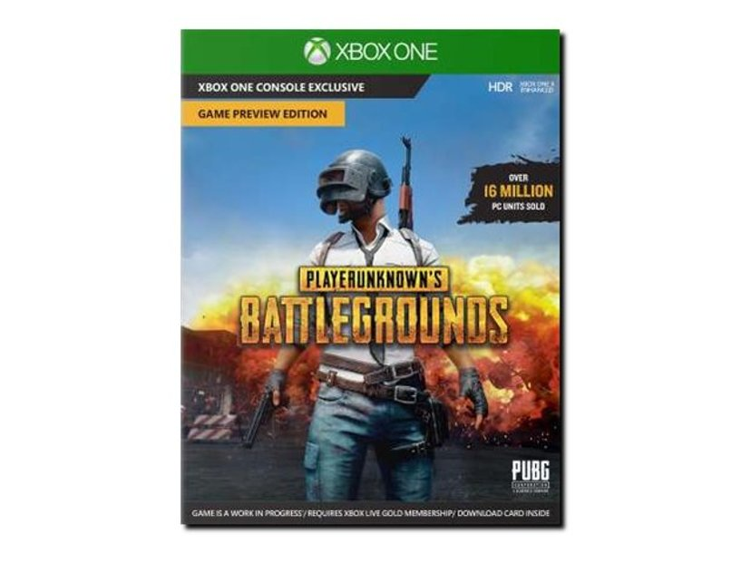 Microsoft PUBG: PlayerUnknown's Battlegrounds Microsoft Xbox One