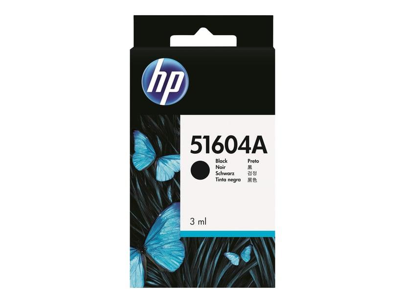 HP Muste Musta - THINKJET/QUIETJET