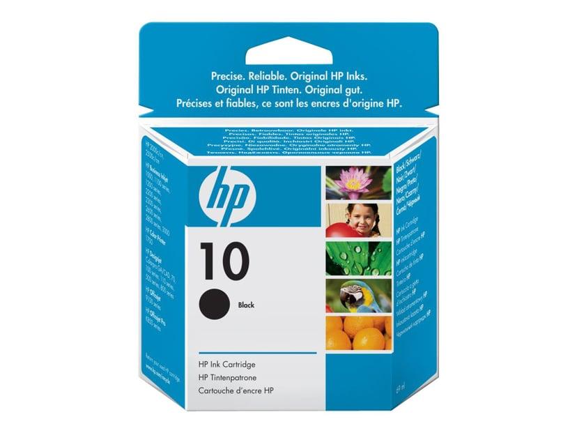 HP Muste Musta No.10 - 2000C/CN/2500C/CM/BI2200/260