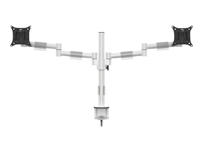 Multibrackets M VESA Deskmount Officeline Dual B2B White