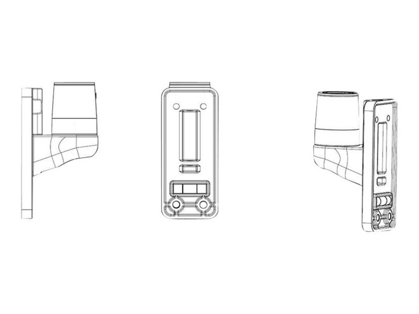 Multibrackets M Wall Adapter Basic