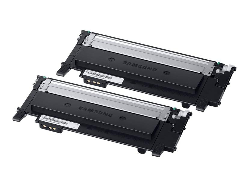 HP Samsung Toner Svart CLT-P404B 1.5K 2-Pack