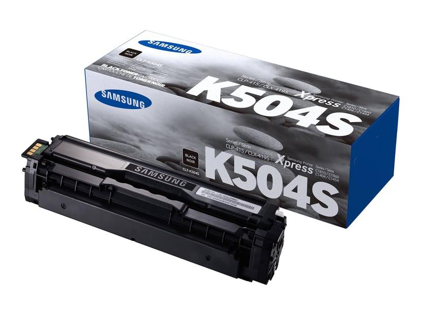 HP Samsung Toner Sort CLT-K504S 2.5K