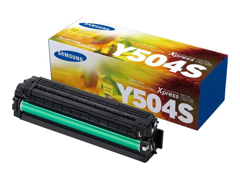 HP Samsung Toner Gul CLT-Y504S 1.8K