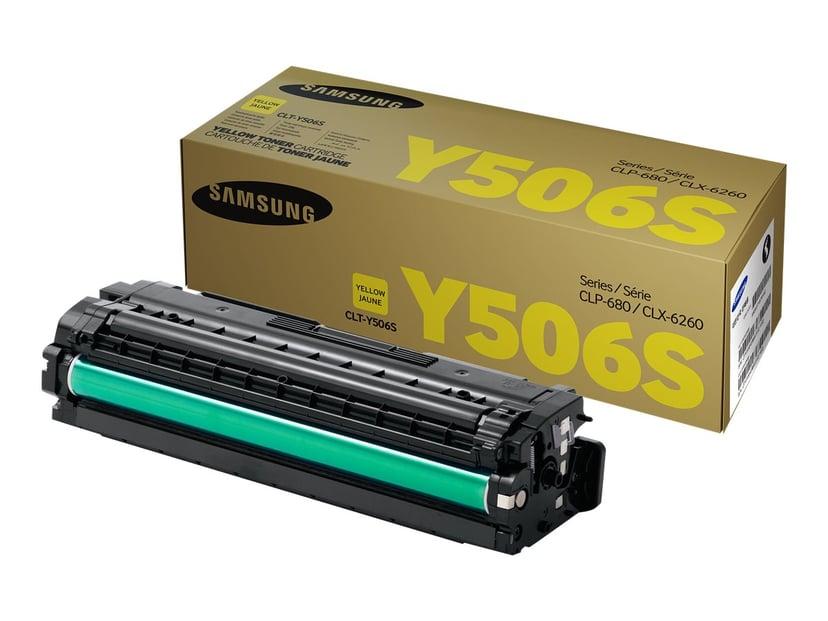 HP Samsung Toner Geel CLT-Y506S 1.5K