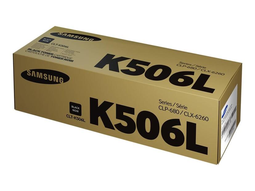HP Samsung Toner Svart CLT-K506L 6K