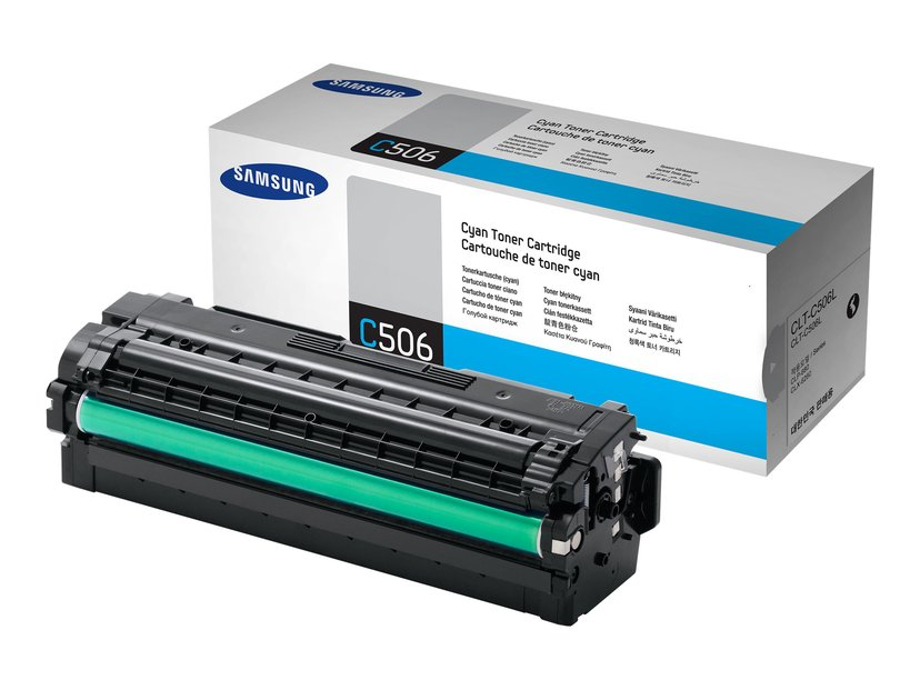 HP Samsung Toner Cyan CLT-C506L 3.5K