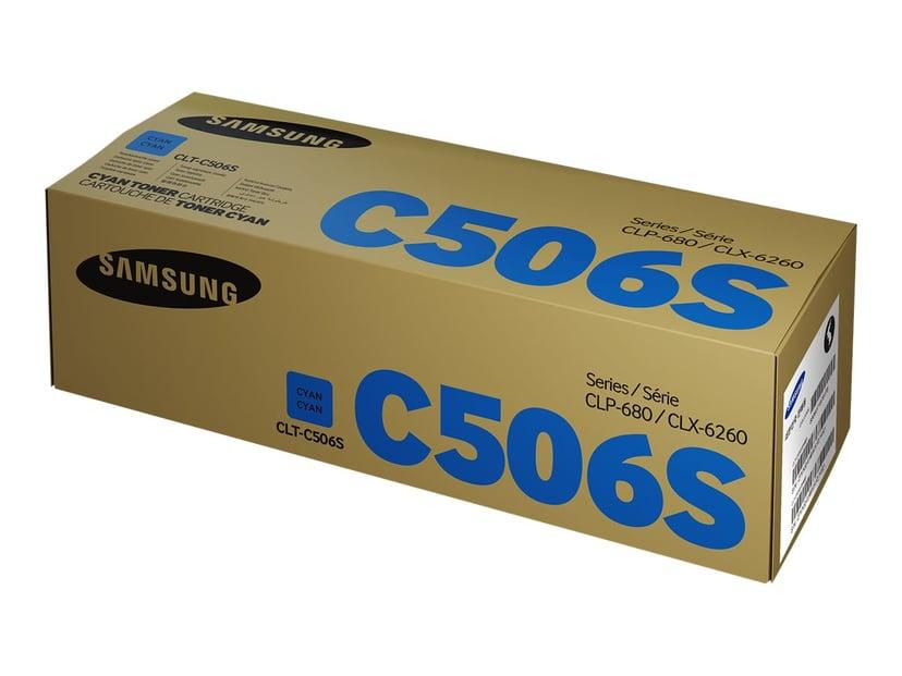 HP Samsung Toner Cyan CLT-C506S 1.5K