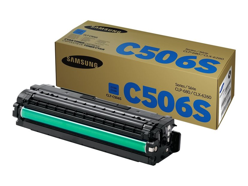 HP Samsung Toner Cyaan CLT-C506S 1.5K