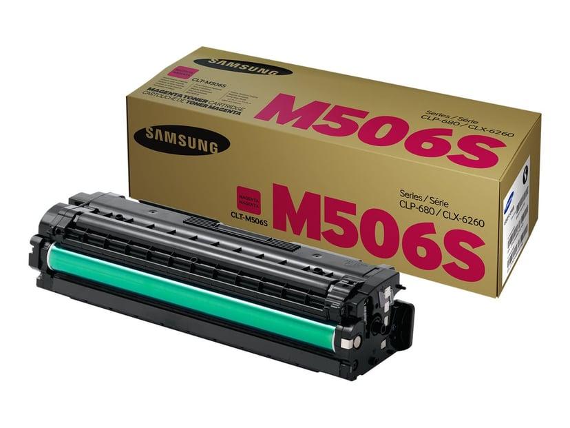 HP Samsung Toner Magenta CLT-M506S 1.5K