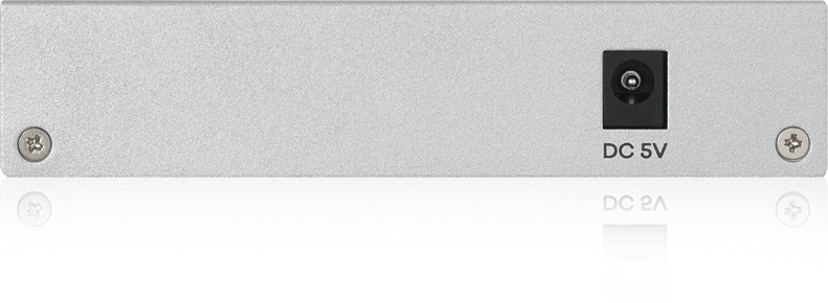 Zyxel GS1200-5 5-portars Smart Switch