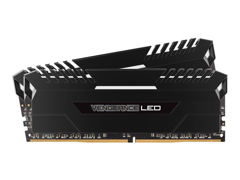 Corsair Vengeance LED 32GB 3,200MHz DDR4 SDRAM DIMM 288-pin