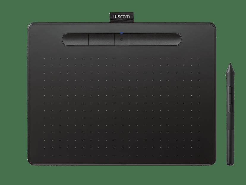 Wacom Intuos Pen Tablet Bluetooth Medium Black