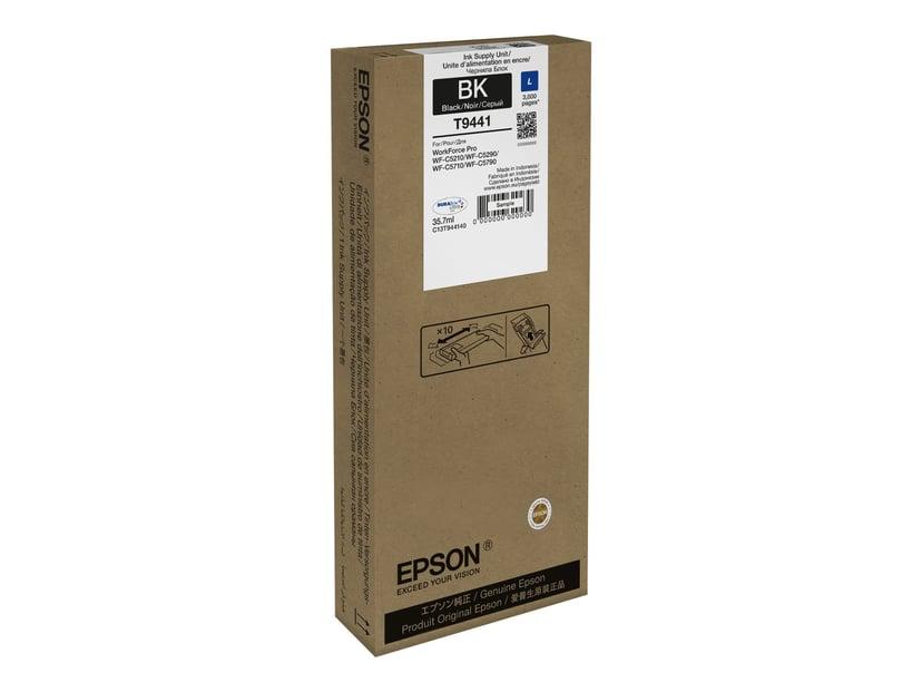 Epson Blekk Svart T944 3K - WF-C5XXX-Series