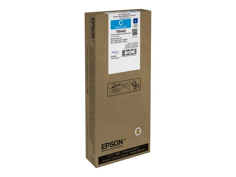 Epson Blekk Cyan T944 3K - WF-C5XXX-Series