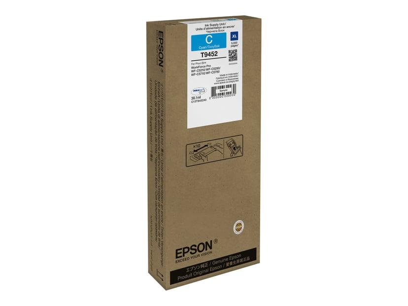 Epson Blekk Cyan T945 XL 5K - WF-C5XXX-Series