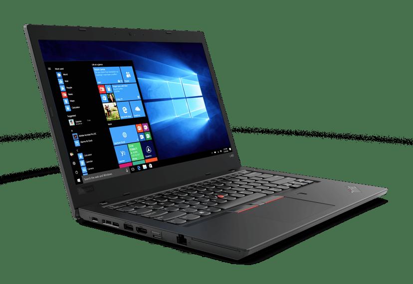 "Lenovo ThinkPad L480 Core i5 8GB 256GB SSD 14"""