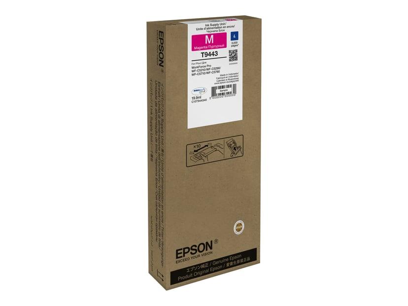 Epson Inkt Magenta T944 3K - WF-C5XXX-Series