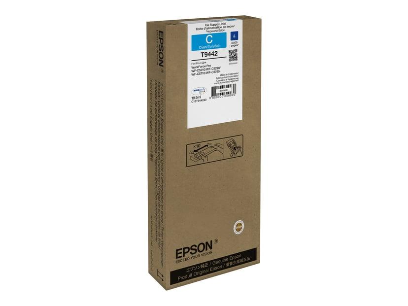 Epson Inkt Cyaan T944 3K - WF-C5XXX-Series