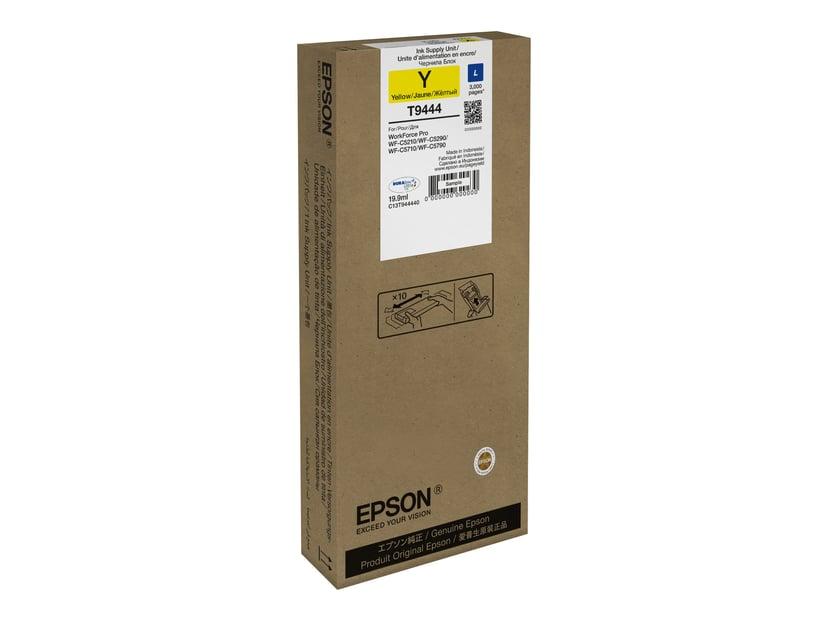 Epson Inkt Geel T944 3K - WF-C5XXX-Series