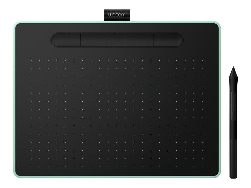 Wacom Intuos Pen Tablet Bluetooth Medium Black/Green