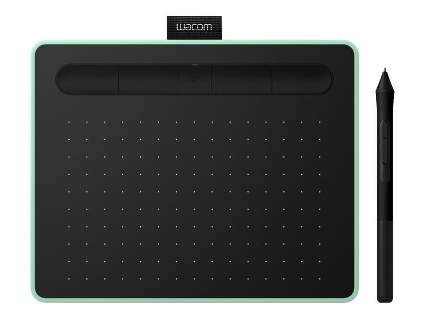 Wacom Intuos Pen Tablet Bluetooth Small Black/Green