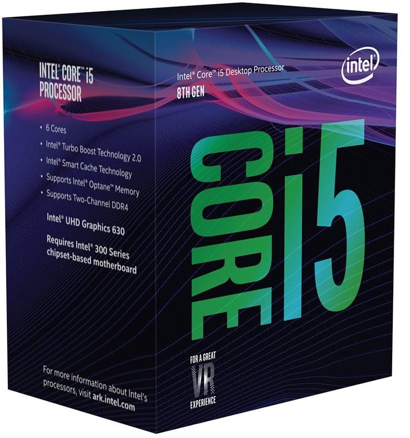Intel Core i5 8600 3.1GHz LGA1151 Socket Prosessor