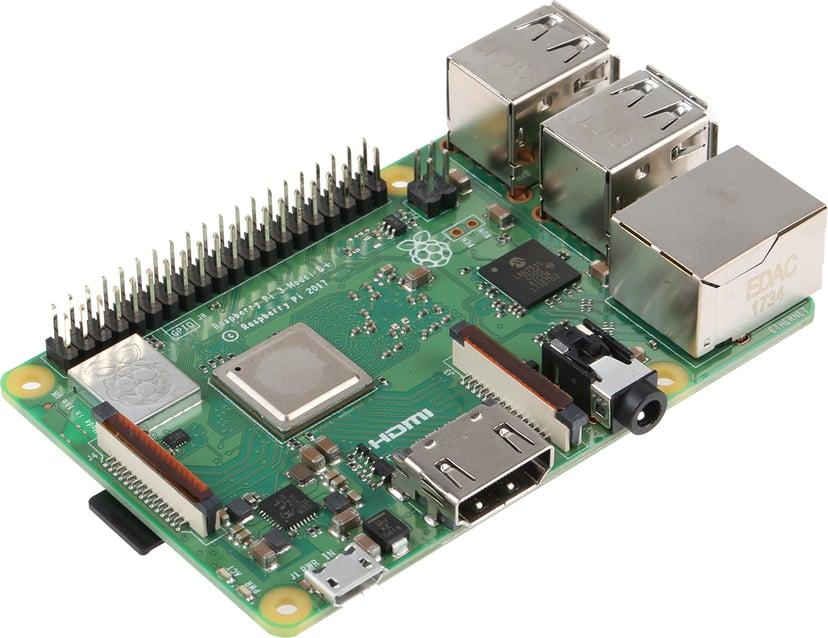 Raspberry Pi 3 Model B+ 1.4GHz 1GB RAM WIFI-AC/BT