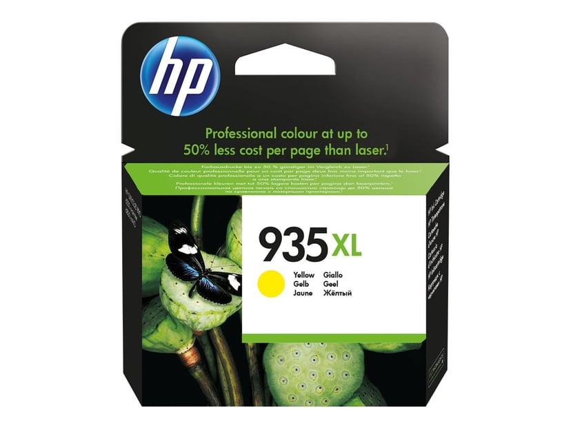HP Blekk Gul No.935XL #Köp