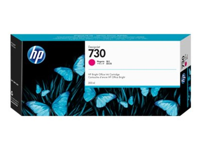 HP Inkt Magenta 730 300ml - DJ T1700