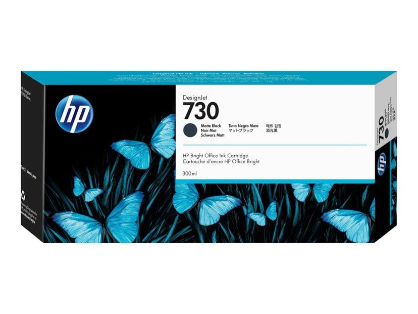 HP Inkt Mat Zwart 730 300ml - DJ T1700