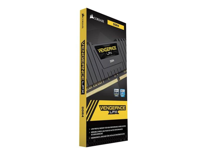 Corsair Vengeance LPX 8GB 3,000MHz DDR4 SDRAM DIMM 288-PIN