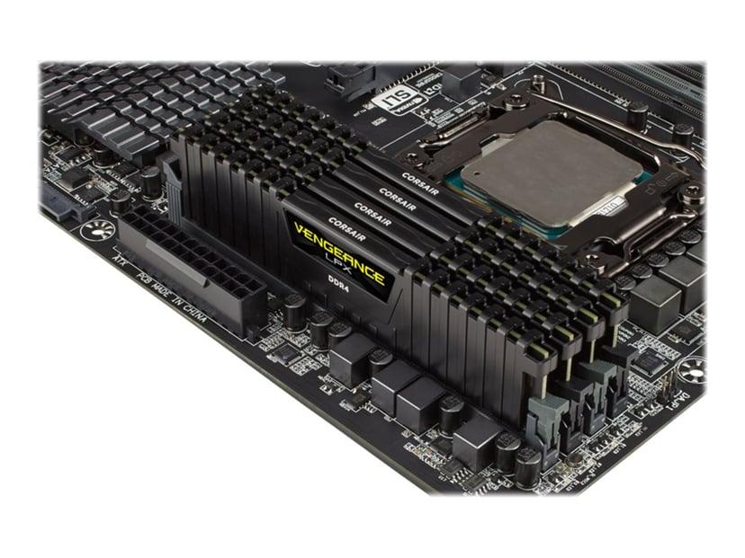 Corsair Vengeance LPX 64GB 3,000MHz DDR4 SDRAM DIMM 288-pin