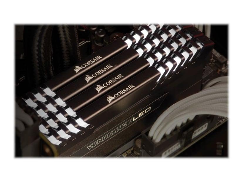 Corsair Vengeance LED 32GB 3,000MHz DDR4 SDRAM DIMM 288-pin