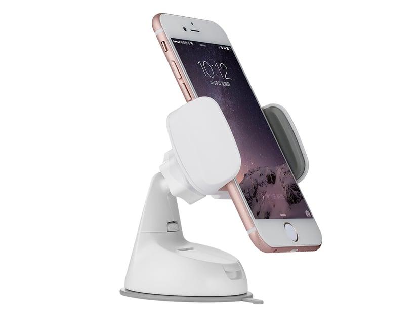 """Cirafon IPhone Car Holder 4""""-5.5"""" White"""