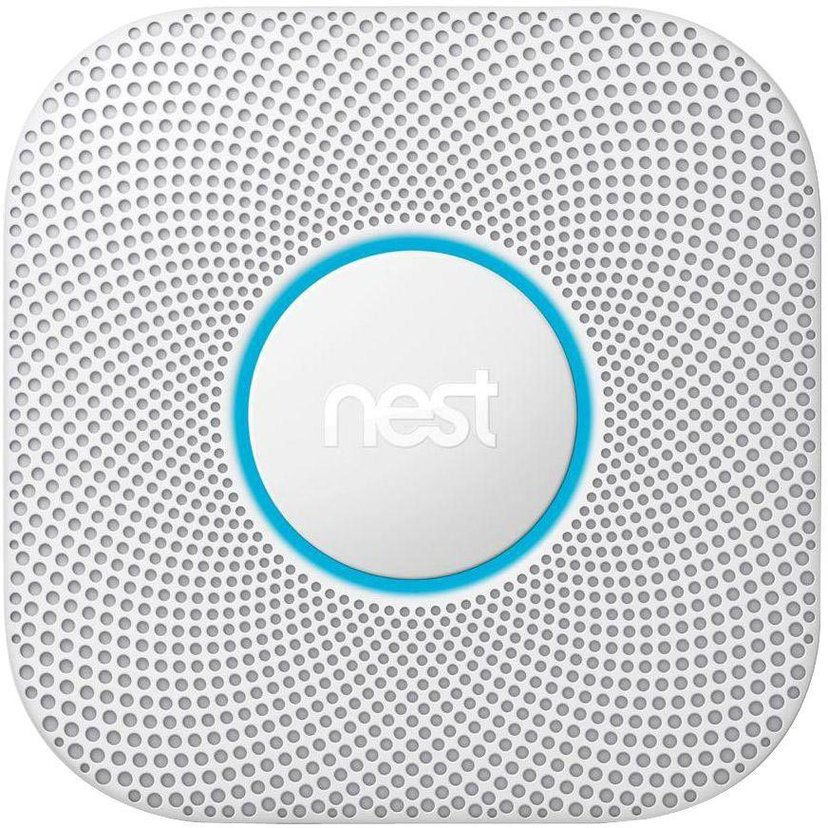 Google Wireless Protect Smoke & CO Alarm