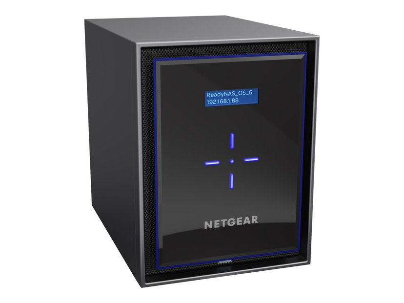 Netgear ReadyNAS 426 36TB NAS-server