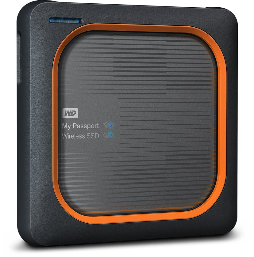 WD My Passport Wireless SSD 0.5TB