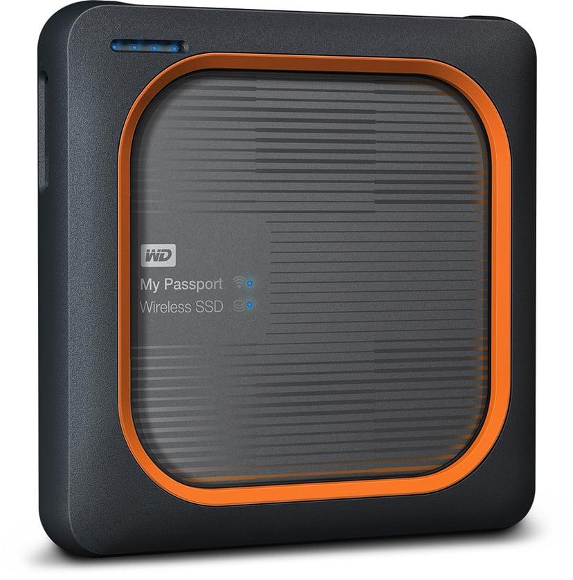 WD My Passport Wireless SSD WDBAMJ5000AGY 0.5TB