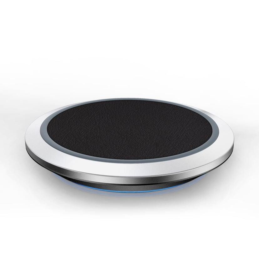 Cirafon Wireless Fast Charger Qc2.0 Svart och silver
